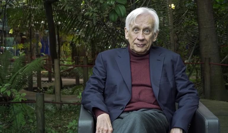 Rodolfo Llinás recibe el premio más importante de neurociencia