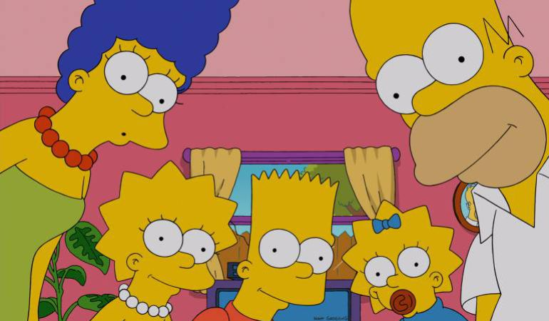 'Los Simpson' celebran sus 30 años por todo lo alto