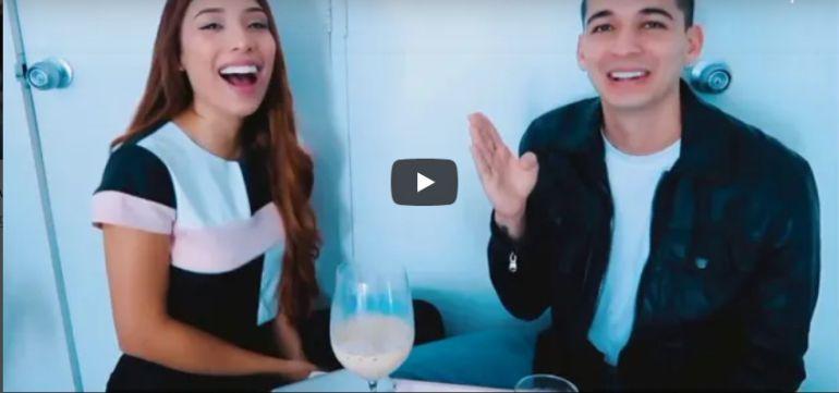 Luisa Fernanda W y Legarda sorprendieron con un picante video