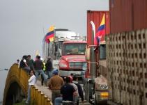 Se comienza a disolver convocatoria de paro camionero del próximo viernes