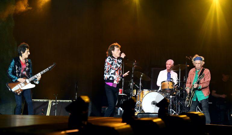 .The Rolling Stones anuncia gira por Estados Unidos en 2019.