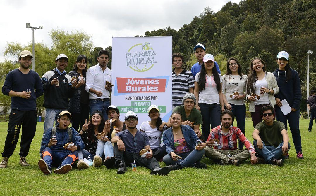 Fundación Planeta Rural: ¿Cómo viven los jóvenes del campo colombiano?