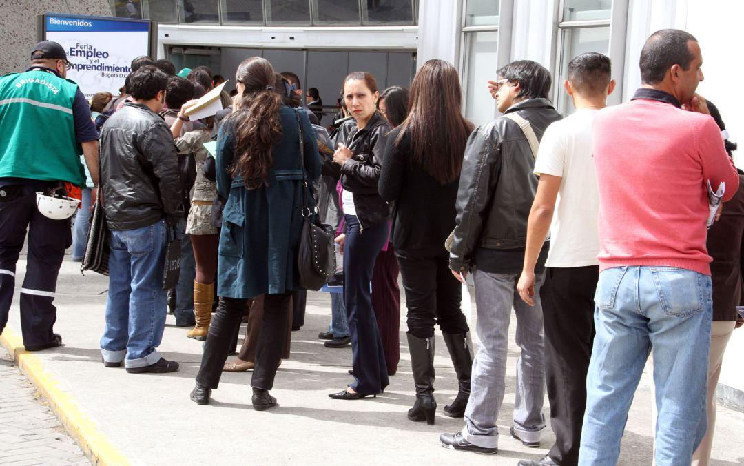 Desempleo en Colombia: Desempleo en Colombia en el mes de octubre subió al 9,1%