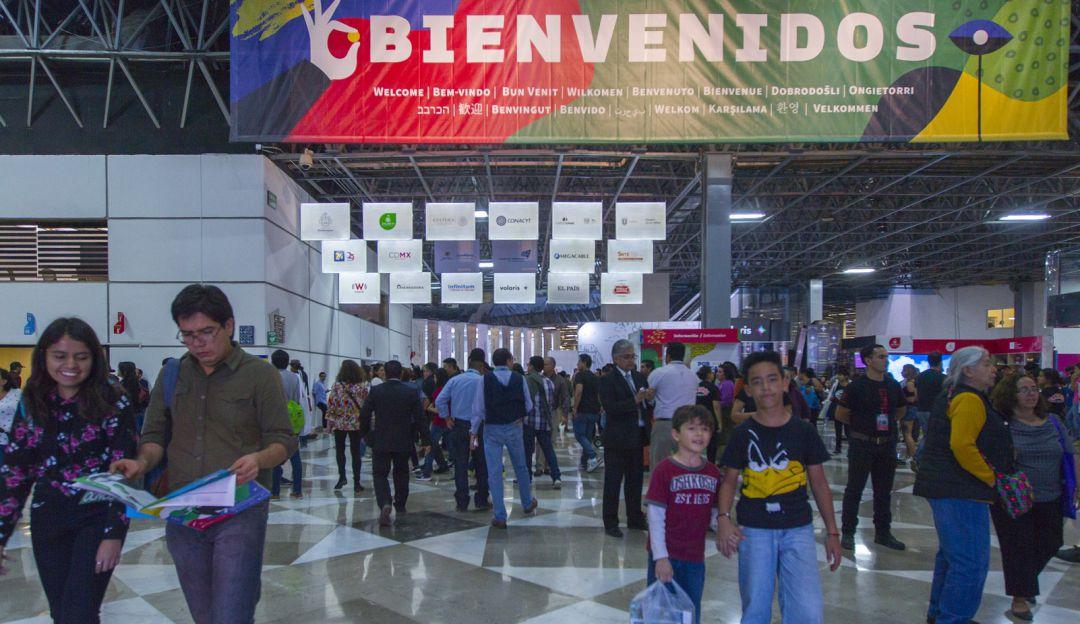 Feria del Libro de Guadalajara exalta trabajo de colombianos