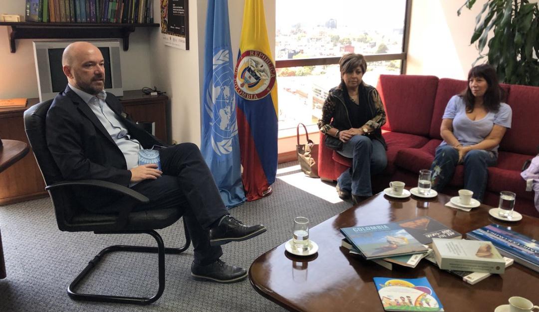 Amenazas del fiscal a periodistas: ONU revisa caso de periodistas que denunciaron amenazas del fiscal