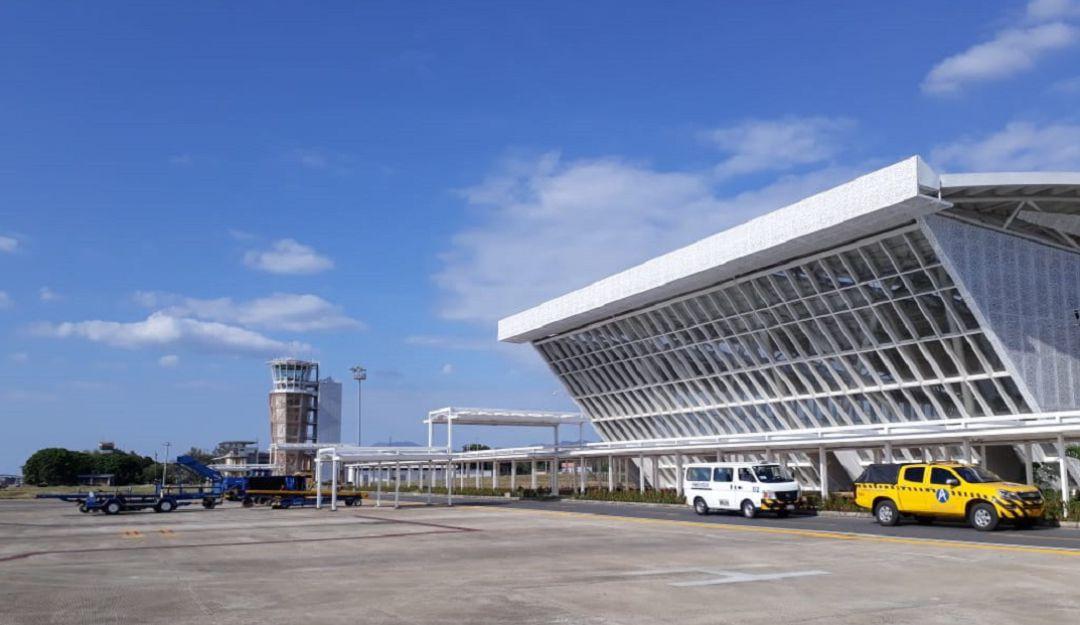 Yopal estrena nuevo aeropuerto El Alcaravan