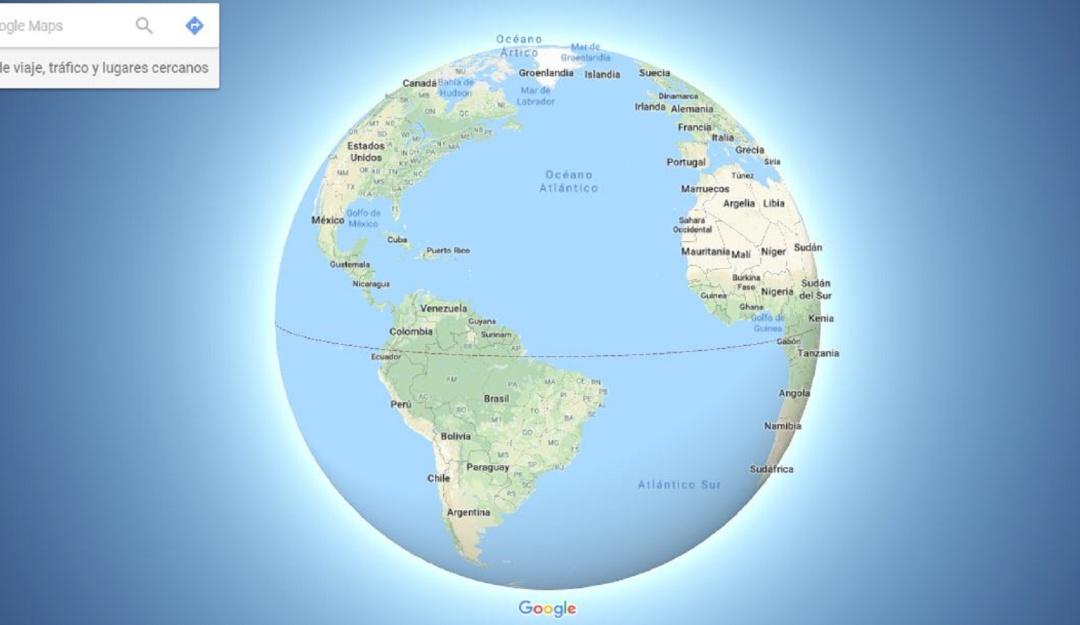 Actualización 3D Google Maps: Google Maps sigue cambiando la perspectiva del mundo