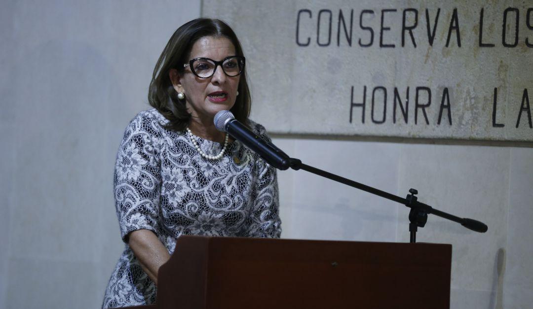 Fiscal ad hoc: Margarita Cabello, la barranquillera en la terna a fiscal ad hoc