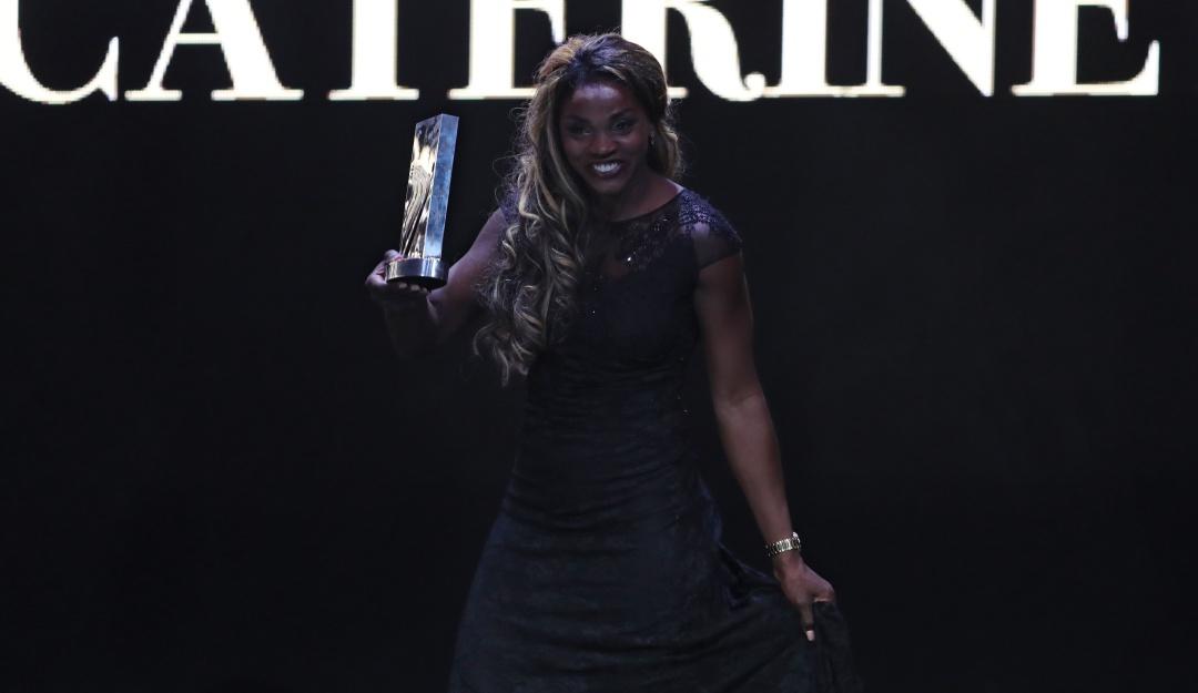 Caterine Ibargüen premios IAAF: ¡Caterine Ibargüen, premiada como la mejor atleta del mundo!