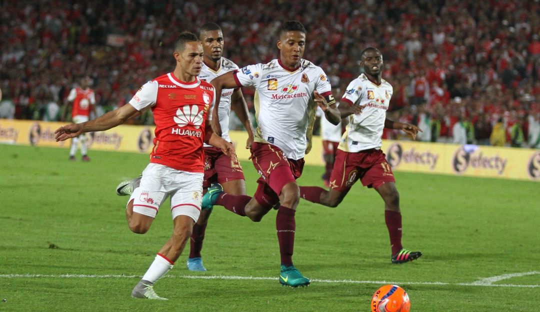 Fainer Torijano nuevo jugador Santa Fe: Fainer Torijano es nuevo jugador de Independiente Santa Fe