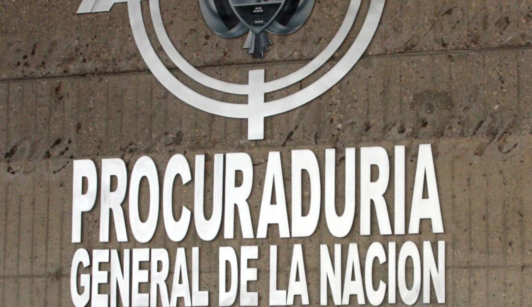 Fachada del edificio de la Procuraduría General de la Nación