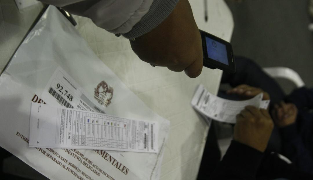 Imagen de referencia Misión de Observación Electoral