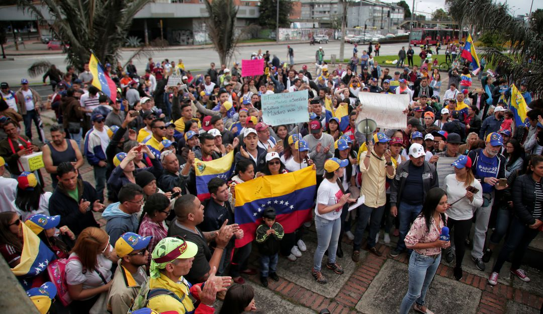 ONU anuncia plan anual para ayudar a países receptores de venezolanos