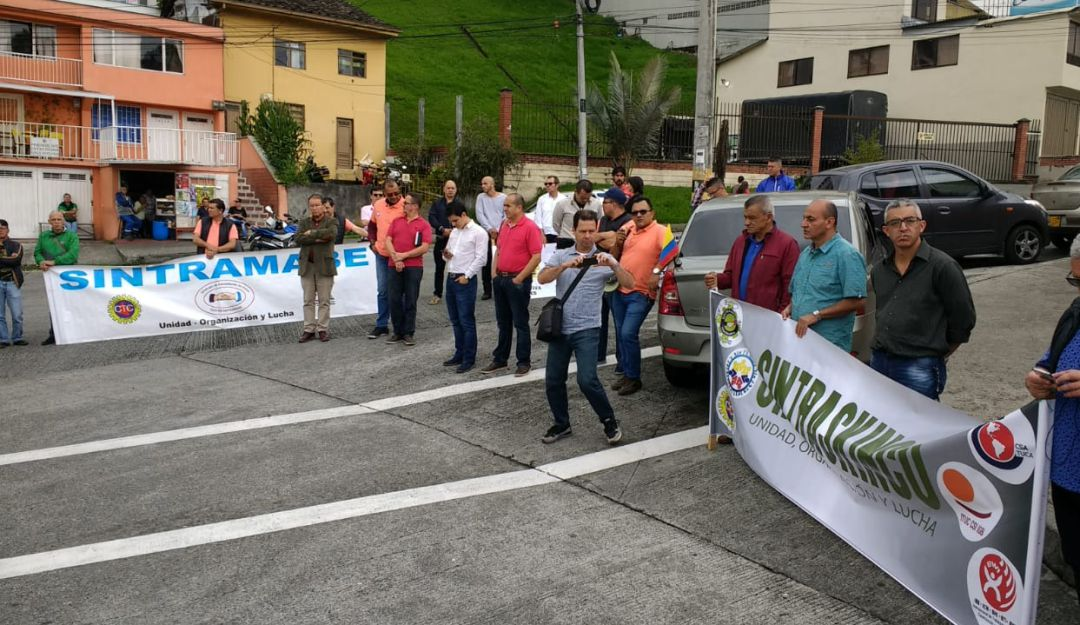 Sindicato e trabajadores, OIT, Manizales,: La OIT intermediará en conflicto laboral entre MABE y sus empleados