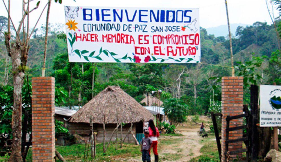 ARRESTO, DESACATO, TUTELA, EJÉRCITO, APARTADÓ, LÍDER SOCIAL: Ordenan arresto del presidente de la Comunidad de Paz de Apartadó