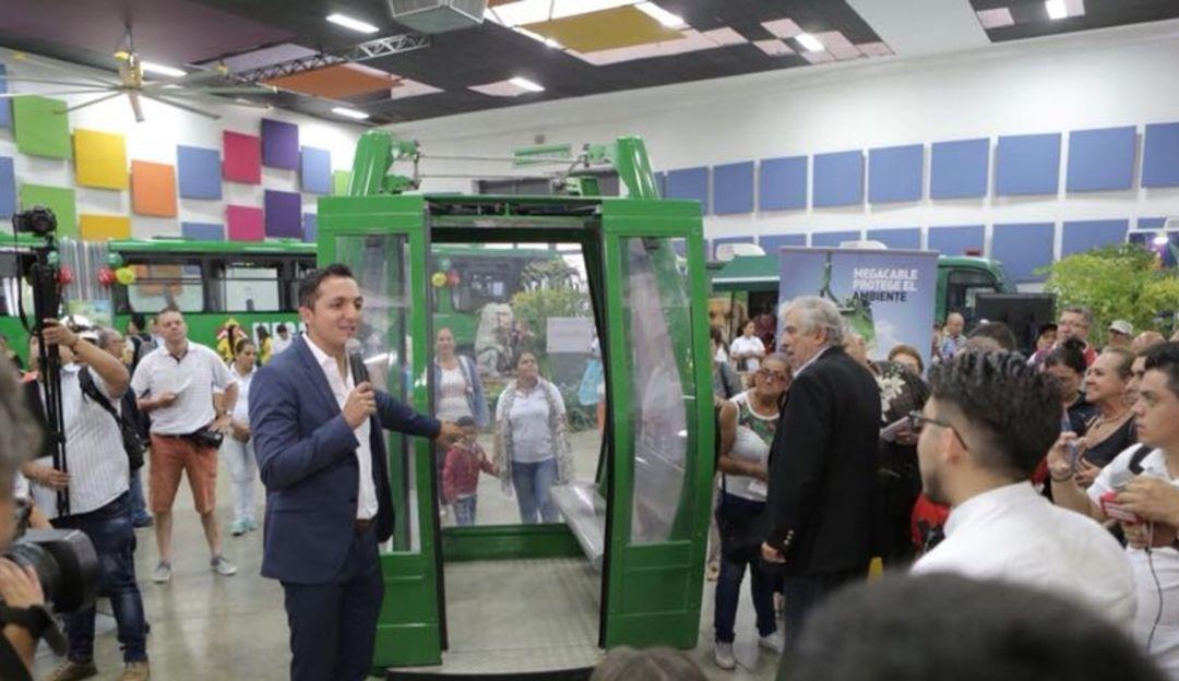 Alcalde de Pereira presentó informe de gestión en Expocapital del Eje