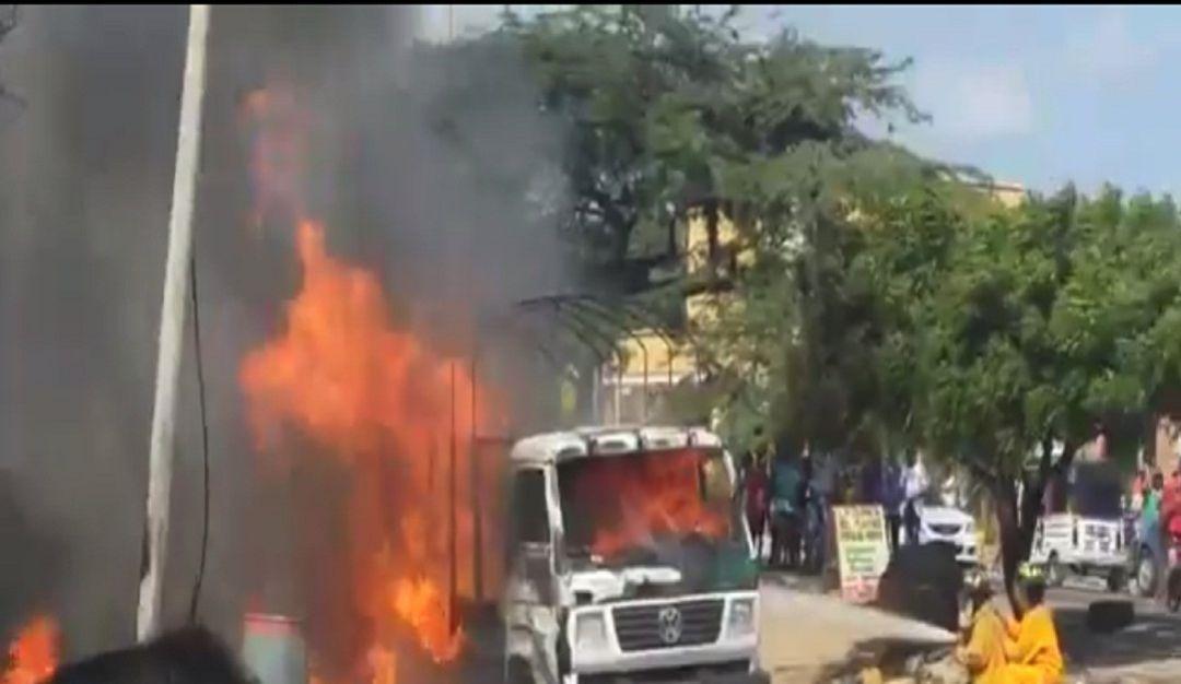 Muere policía herido en ataque de contrabandistas en La Guajira