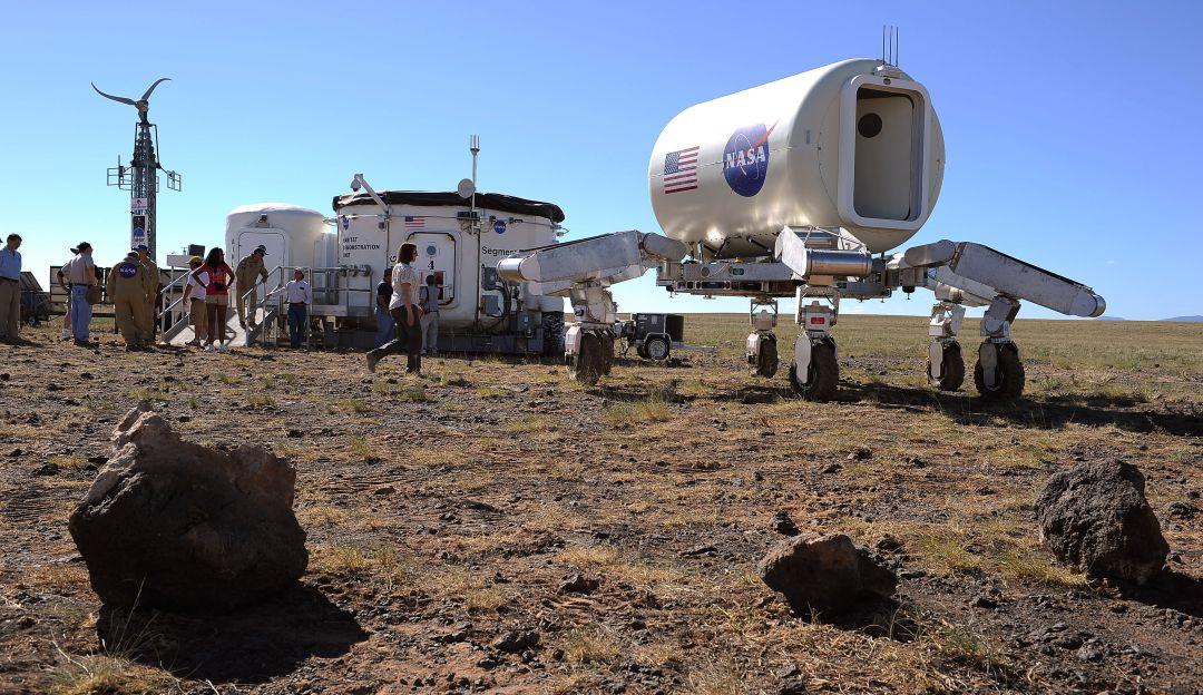 Aeronave de NASA llega a asteroide que informará sobre el origen de la vida