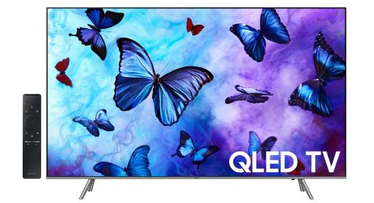 Samsung: QLED Q8C, más allá que un televisor inteligente