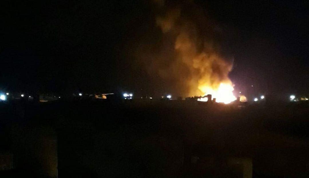 Mosquera: Un herido y tres viviendas incineradas tras incendio en Cundinamarca