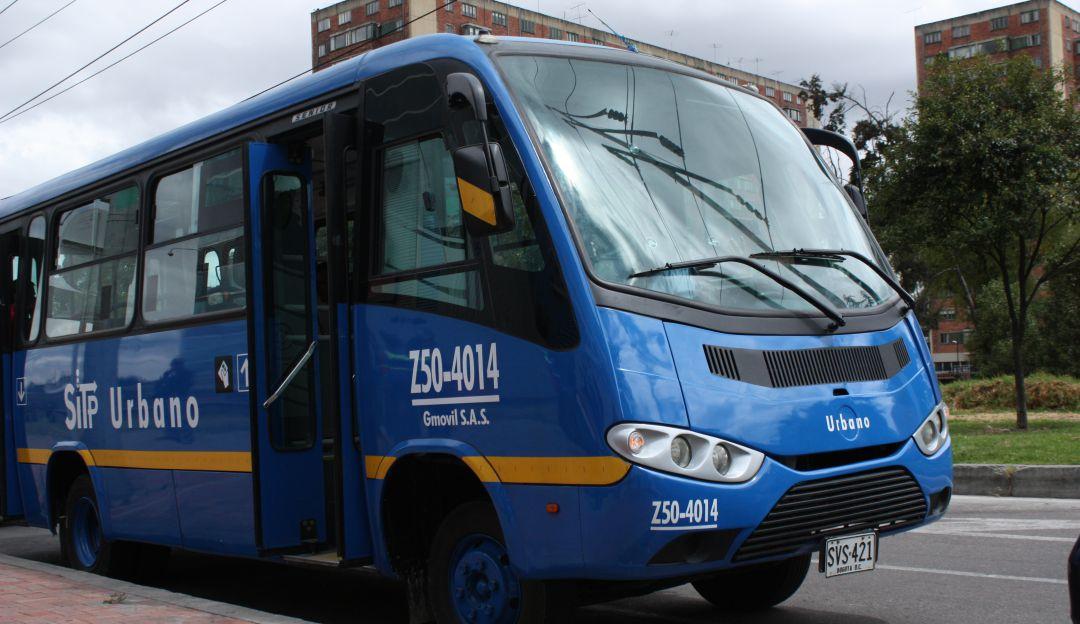 Carril exclusivo Sitp avenida Boyacá: Nuevo carril preferencial para el Sitp en la Av. Boyacá