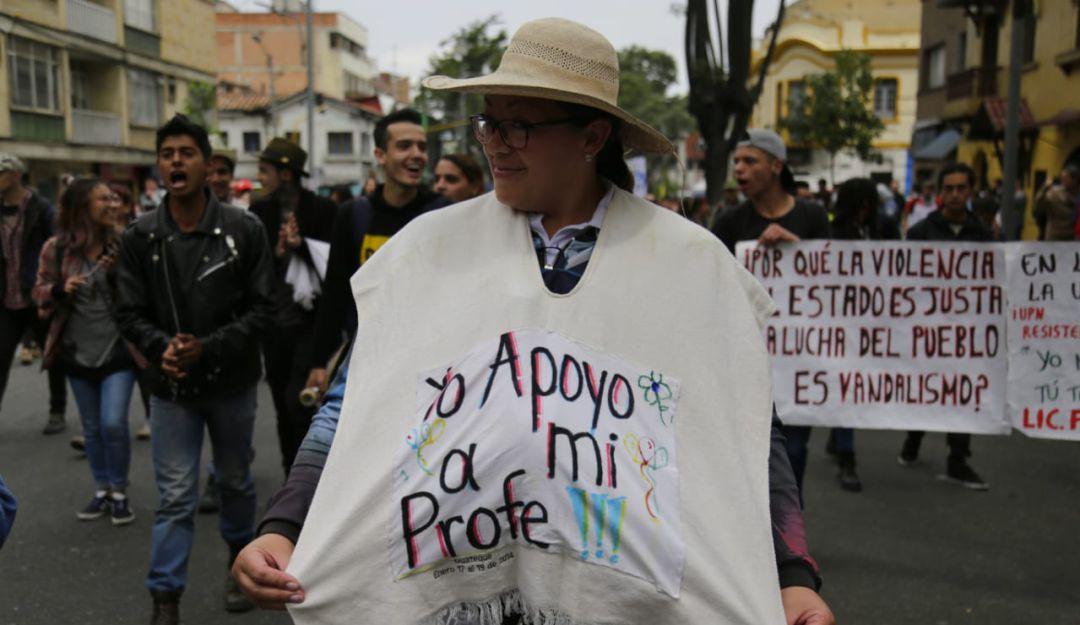 Paro estudiantil: Estas son las rutas de las marchas estudiantiles