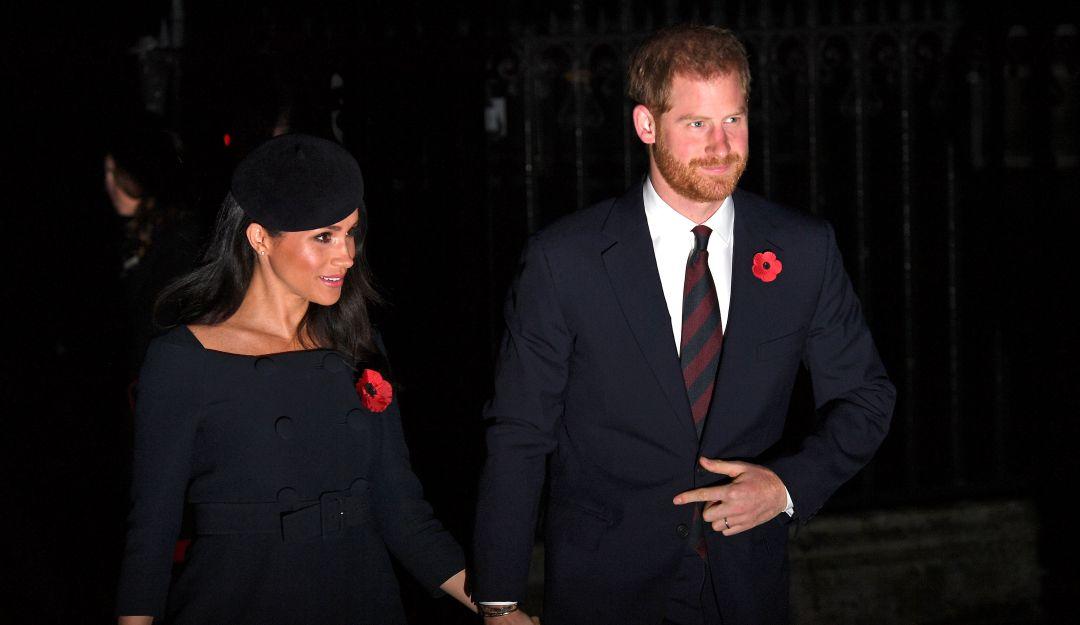 Meghan Markle ye el principe Harry