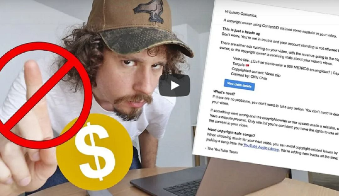 Youtuber Luisito Comunica denunció que canal de noticias le robó contenido