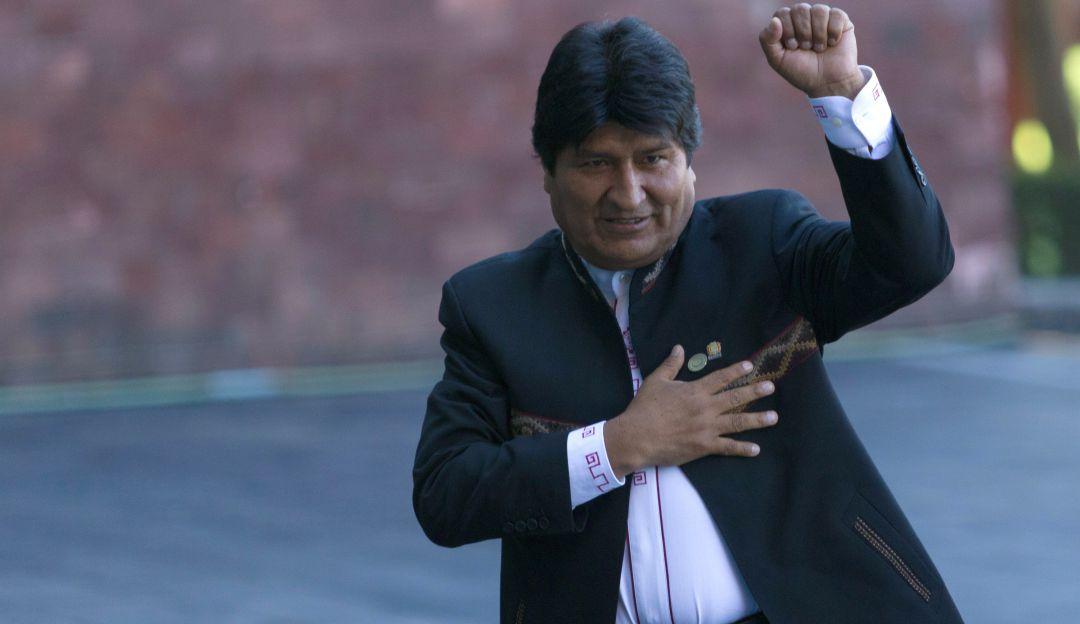 Evo Morales: Avalan candidatura de Evo Morales a la presidencia de Bolivia