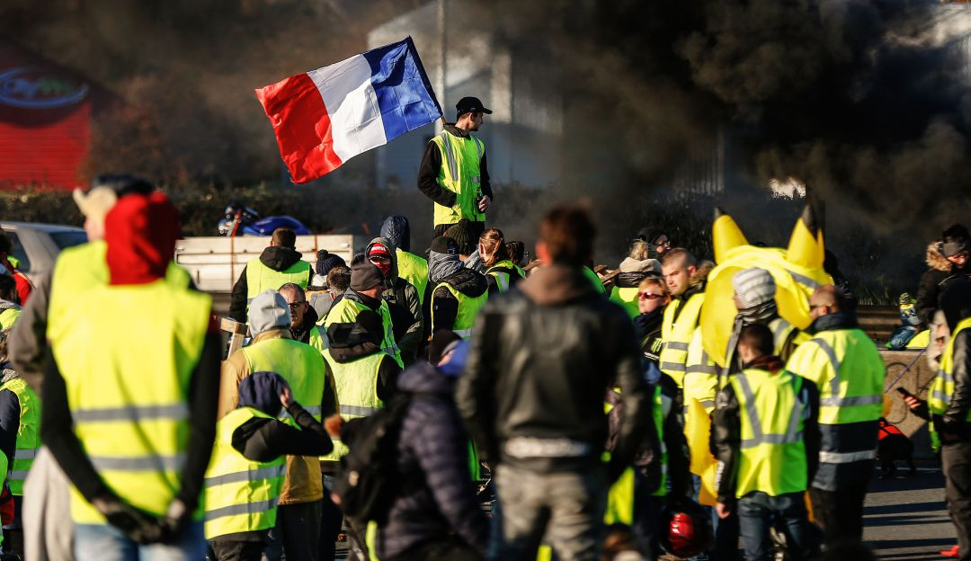 Protestas en Francia: Amenazas de nuevas protestas en Francia