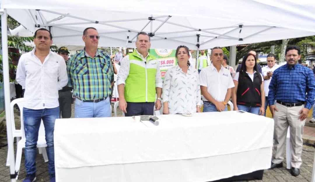 Más de $100.000 millones ha invertido la Gobernación en 5 municipios
