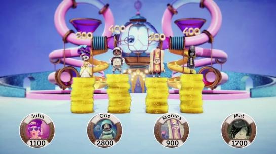 Knowledge is power Chimparty: 'Playlink', el camino para disfrutar de los videojuegos en familia