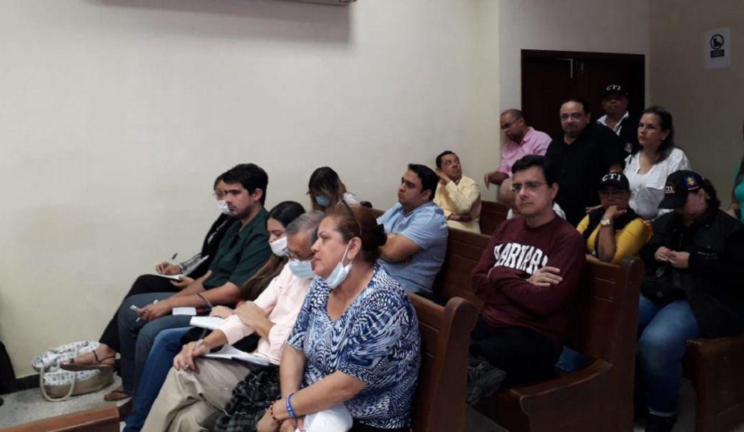 Ramsés Vargas: Fiscalía pide cárcel para Ramsés Vargas y otros seis exdirectivos
