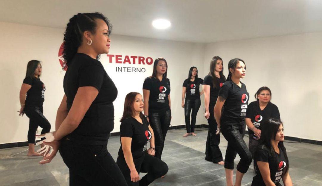 Cárcel de mujeres: Inauguraron teatro y el primer centro holístico en la cárcel el Buen Pastor