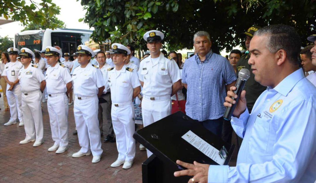 Cartagena conmemora 203 años del Sitio de Morillo: Cartagena conmemora 203 años del Sitio de Morillo