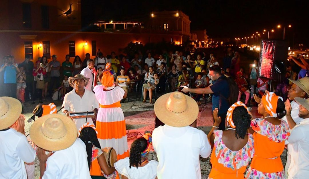 Este viernes, Corredor Cultural ilumina las murallas de Cartagena: Este viernes, Corredor Cultural ilumina las murallas de Cartagena