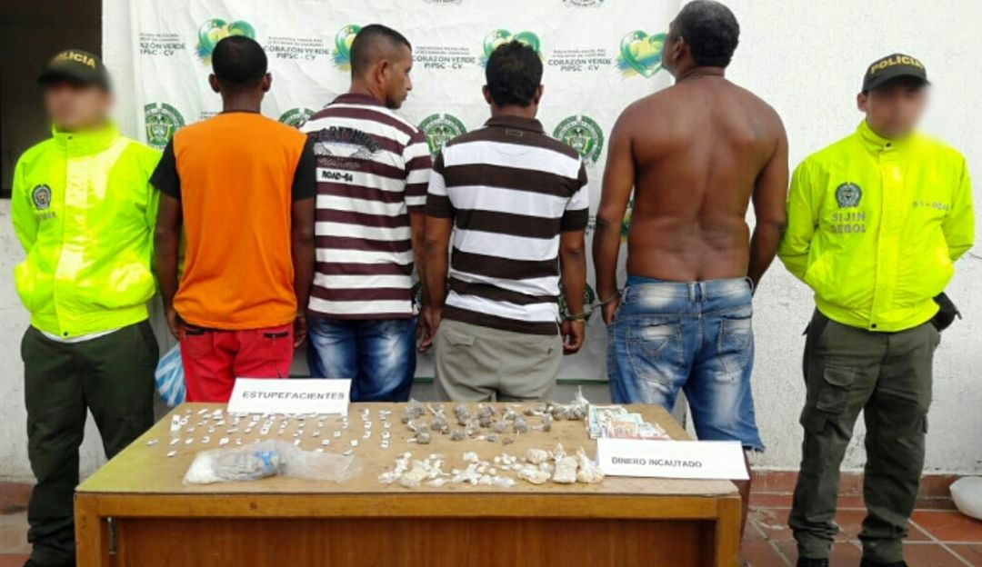 Policía de Bolívar desarticula banda delincuencial en Soplaviento: Policía de Bolívar desarticula banda delincuencial en Soplaviento