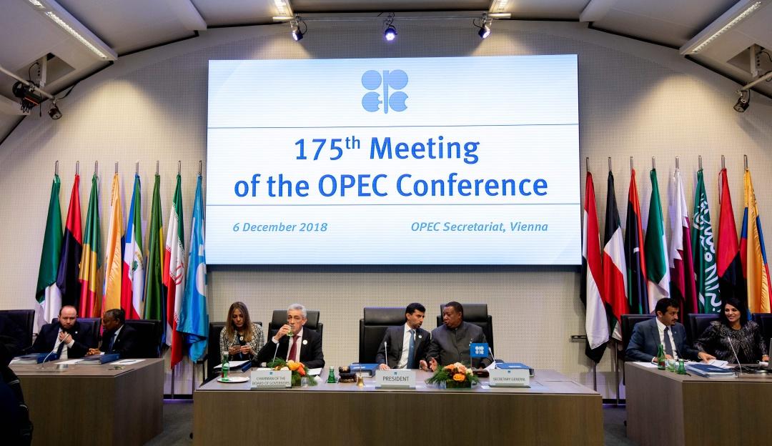 Por reducir extracciones OPEP y otros grandes productores petroleros