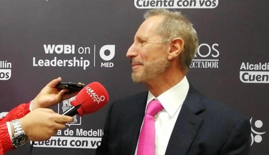 WOBI, MEDELLÍN, IRONMAN, LÍDERES, EMPRENDEDORES: El Iron Man está en el wobi Medellín 2018