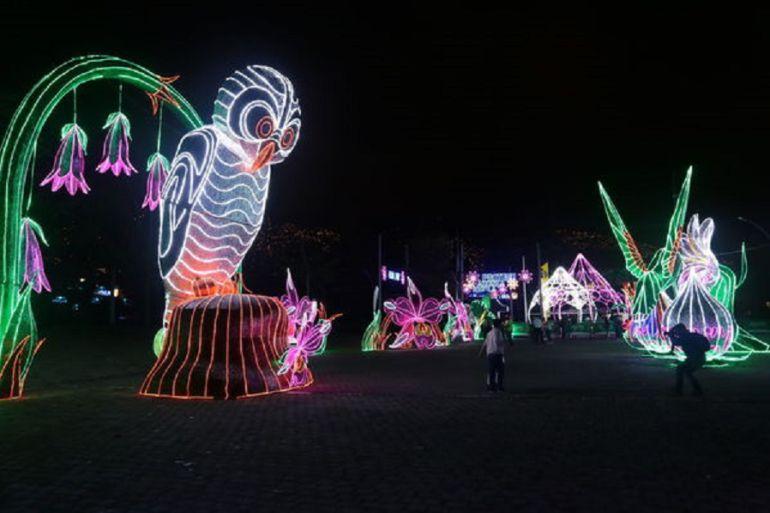 Alumbrado navideño de Medellín entre los 25 más impresionantes del planeta