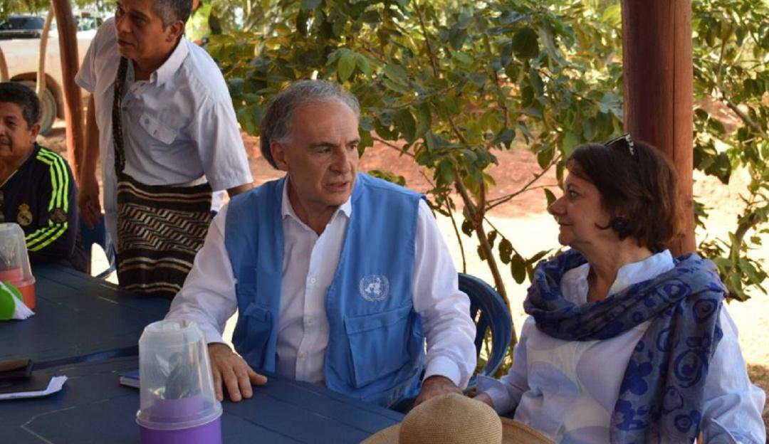 Apoyo ONU proceso paz Colombia: La oficina de Asuntos políticos de la ONU reitera apoyo a paz de Colombia