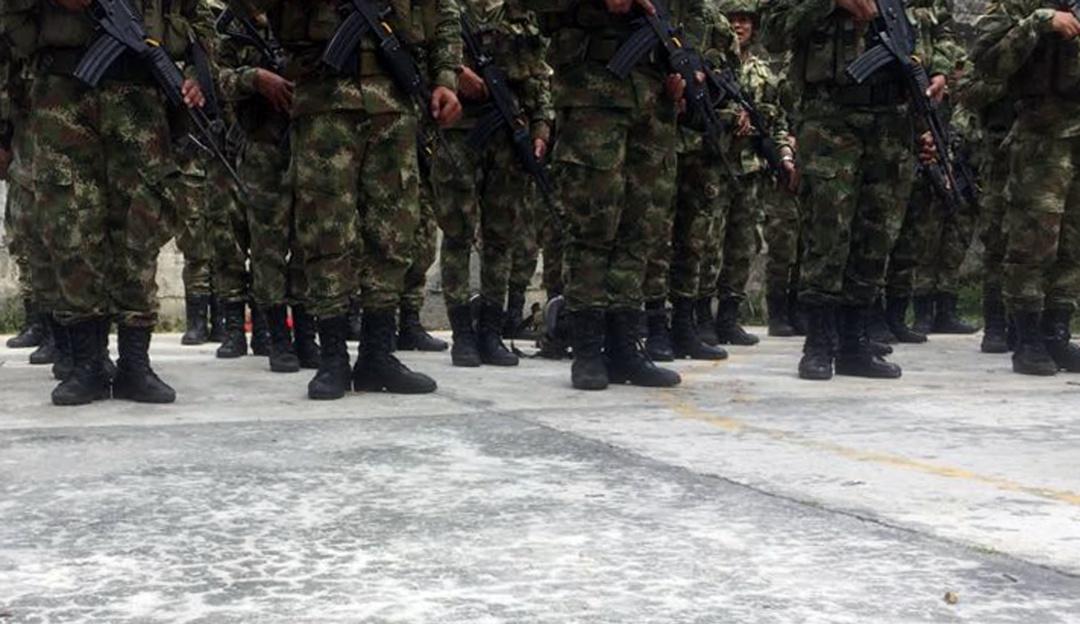 Denuncias soldados trato indigno: Soldados denuncian trato indigno por parte del Ejército