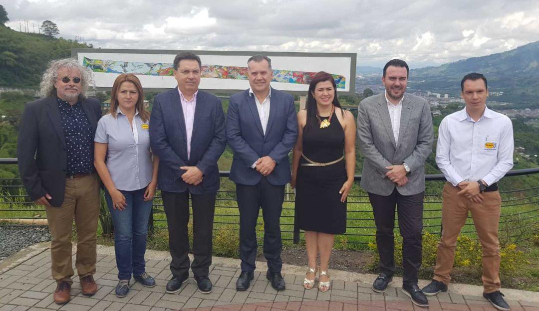 En Risaralda se pintará el mural más grande del Eje Cafetero