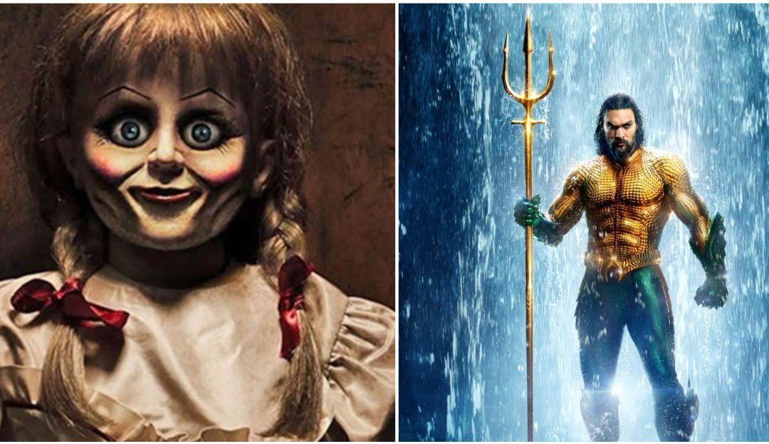 ¿Por qué aparecerá Annabelle en Aquaman?