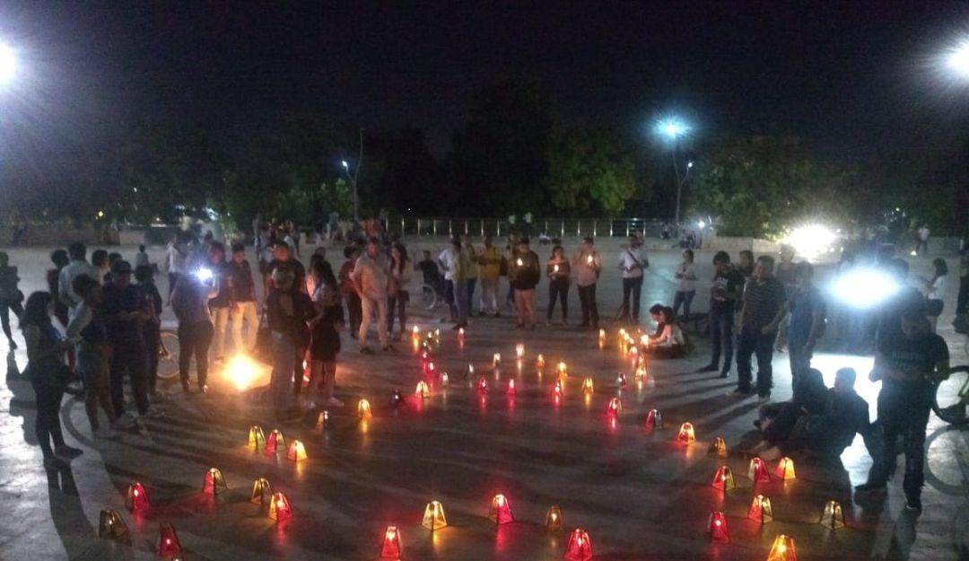 Plaza de la Paz, Barranquilla.