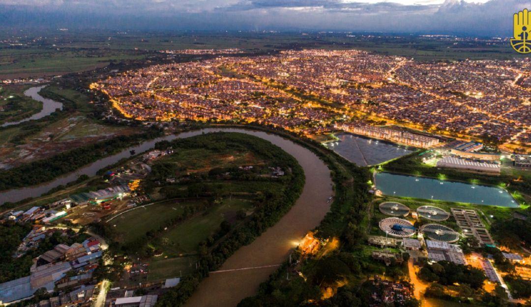 Alerta río Cauca: Alerta roja en Cali por creciente del río Cauca