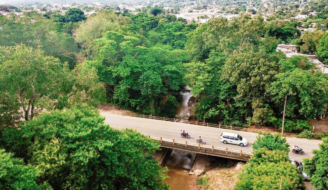 Cierre total en el Puente Gambotico de El Carmen de Bolívar por cinco horas: Cierre total en el Puente Gambotico de El Carmen de Bolívar por cinco horas