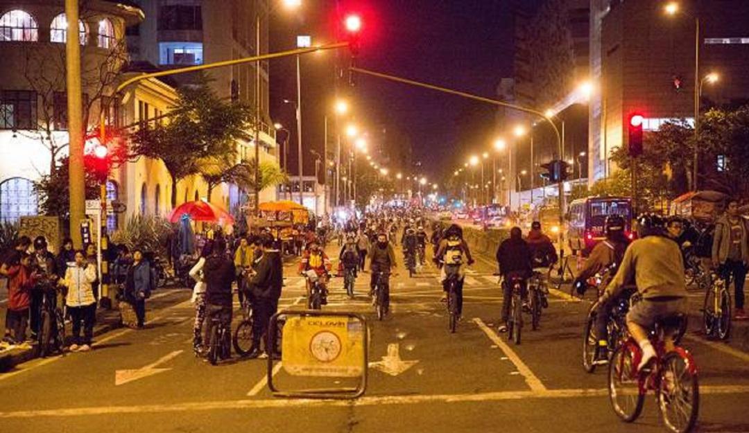 Noche de velitas, ciclovía nocturna, tardes navideñas y novenas