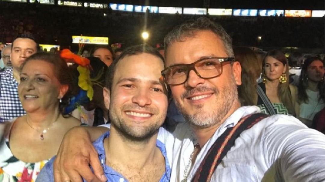 Guillermo Vives y José Maya se convirtieron en padres