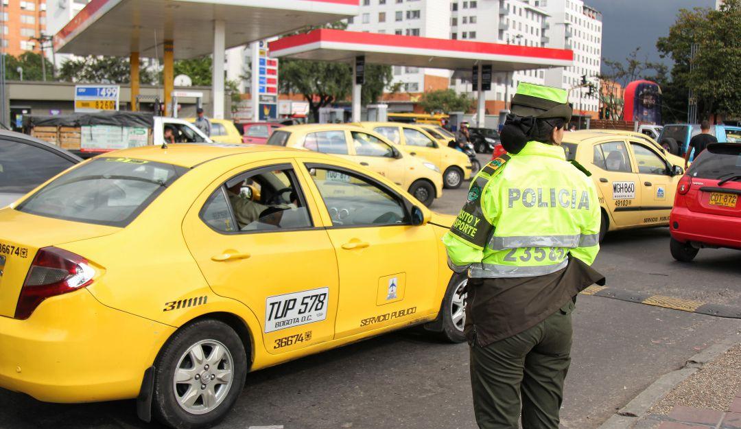 No habrá prima navideña para taxistas en Ibagué